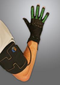 енсорная перчатка CyberGloveIII компании CyberGlove Systems LLC